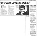Lawrence Chau